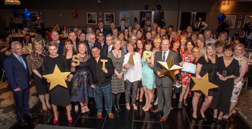 MAIN NHS Tayside STARs celebrated - The Courier