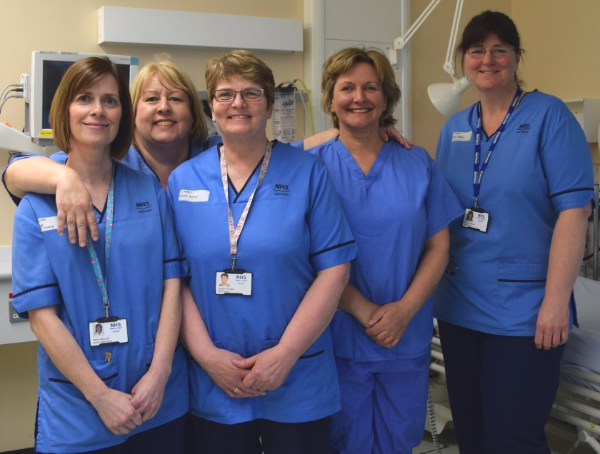 MAIN NHS Tayside celebrates International Nurses Day (2)