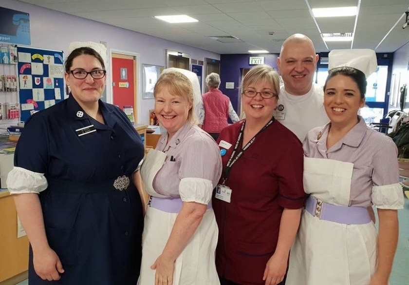 MAIN NHS Tayside celebrates International Nurses Day (3)