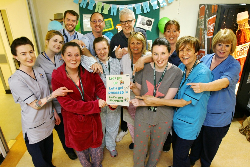 Why PJs are not always the best photo courtesy of DC Thomson.jpg