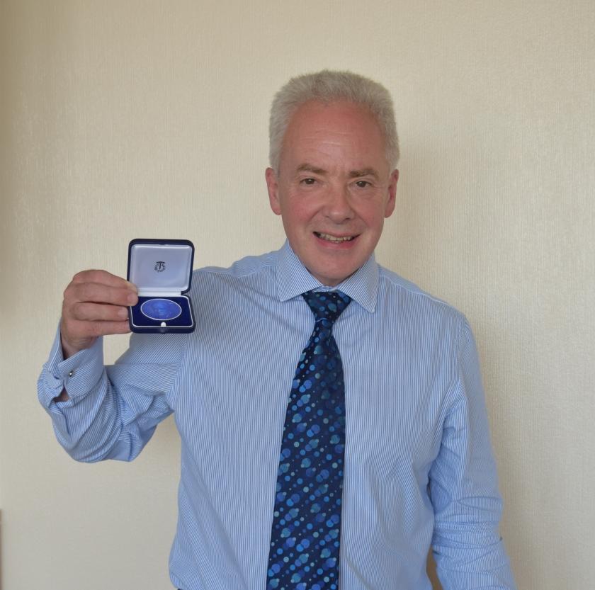 Chief Executive Malcolm Wright Receives Churchill Fellowship