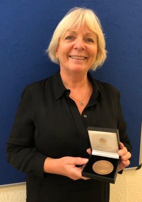MAIN Tayside nutrition and dietetic lead receives prestigious award