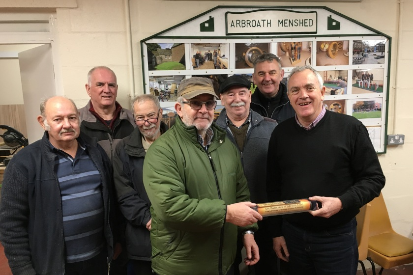 MAIN Celebrating Men's Shed projects in Tayside  - Arbroath.jpeg