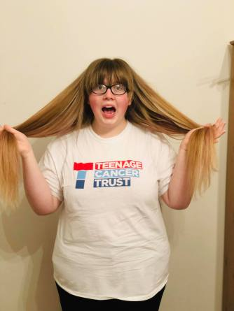 MAIN Perth nurse to get the chop for charity (2)