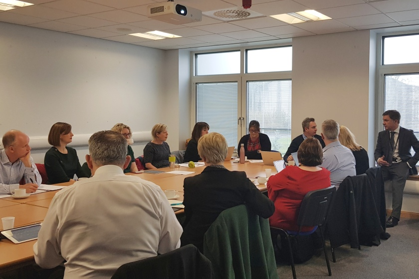 MAIN Chief Executive meets Developing Young Workforce Board (2).jpg