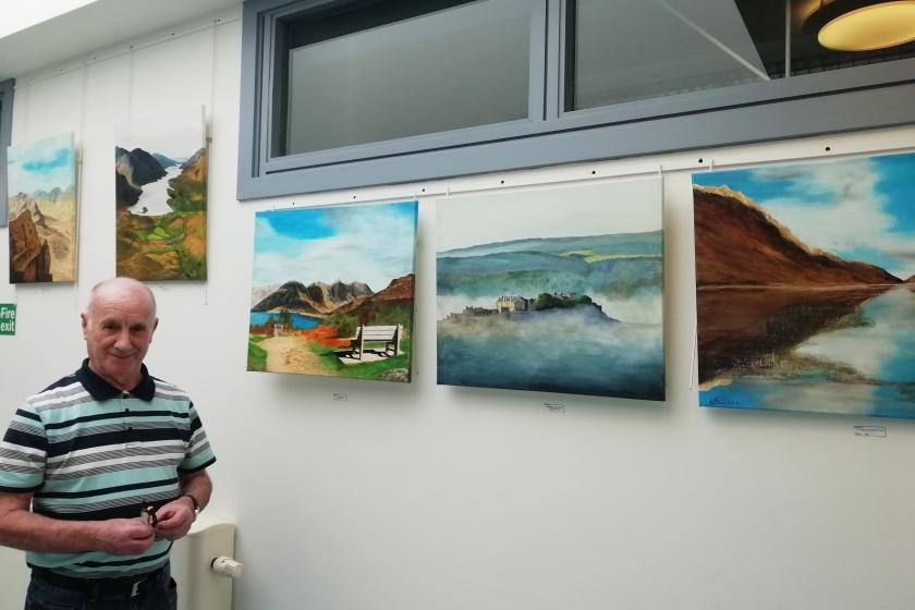 New art exhibition at Whitehills.jpg