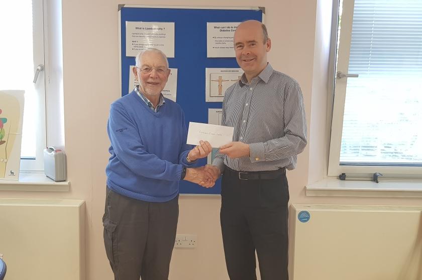 17-04-19 Generous donation to Strathmore Diabetes Centre.jpg
