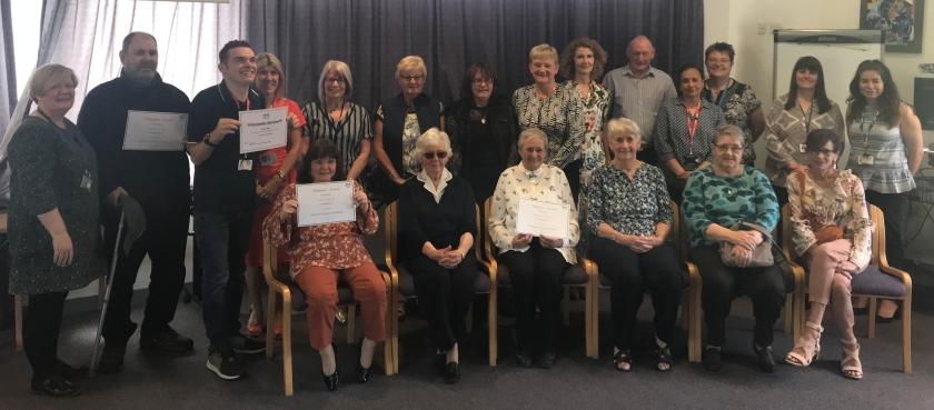 MAIN Celebrating volunteering in Angus - Whitehills event