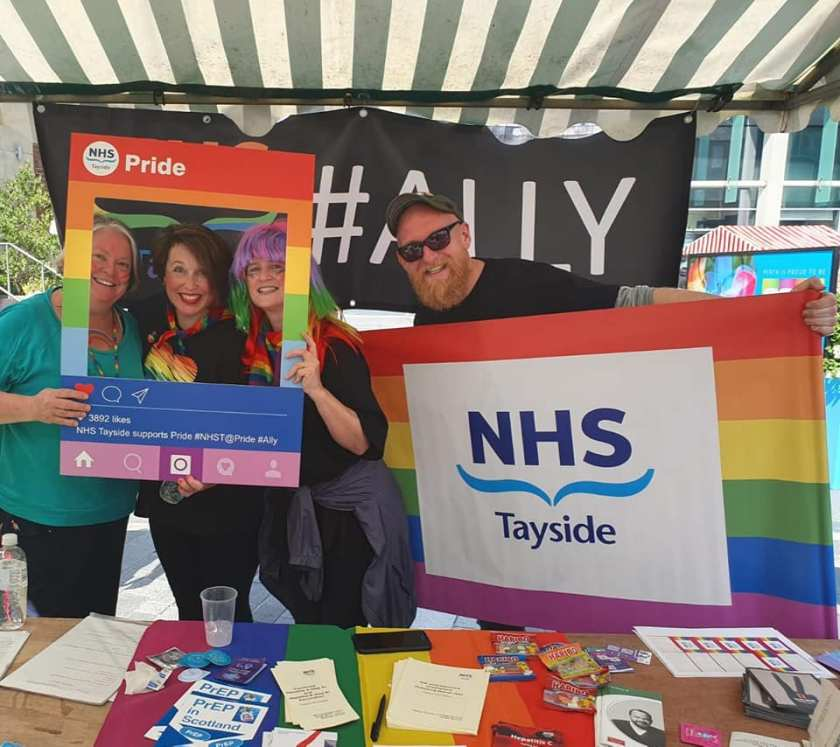 NHS Tayside marched at Perthshire Pride.jpg