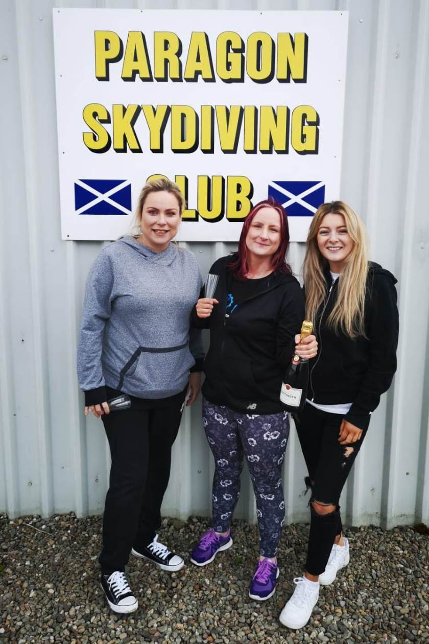 NHS Tayside nurses go to great heights to fundraise.jpg