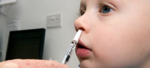 MAIN Changes to childhood flu vaccination programme in Tayside